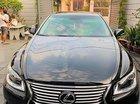 Không dùng nên bán Lexus LS 460L đời 2008, màu đen, nhập khẩu