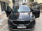 Bán xe Kia Sedona đời 2016, màu đen
