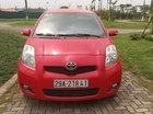 Bán ô tô Toyota Yaris đời 2012, màu đỏ, nhập khẩu, giá chỉ 425 triệu