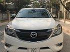 Cần bán Mazda BT 50 2.2L 4x2 AT sản xuất 2017, màu trắng, nhập khẩu