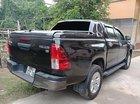 Bán gấp Toyota Hilux 2.5E 4x2 MT đời 2015, màu đen, nhập khẩu thái