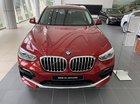 Cần bán BMW X4 xDrive20i 2018, màu đỏ, nhập khẩu