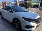 Bán xe Honda Civic AT đời 2018, màu trắng như mới