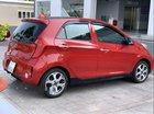 Bán ô tô Kia Morning Si 1.25 AT năm 2016, màu đỏ đẹp như mới, giá tốt