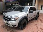 Bán Ford Ranger đời 2010, màu bạc, xe nhập