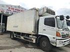Hino FG 9T4 thùng đông lạnh tôn quyền sản xuất 2007
