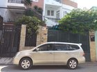 Cần bán xe Nissan Grand Livina sản xuất 2011 số tự động, đã chạy 100 ngàn km