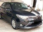 Bán xe Toyota Vios 1.5G 2016, màu đen, số tự động