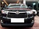 Bán Toyota Highlander 3.5 Limited AWD màu đen/kem model 2015, đăng ký 2016, biển Hà Nội