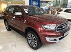 Cần bán xe Ford Everest Titanium 2019, màu đỏ, nhập khẩu
