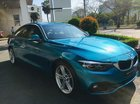 Bán BMW 420i đời 2019, màu xanh lam, nhập khẩu