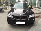 Bán BMW X3 sản xuất năm 2012, model 2013, màu đen, xe nhập