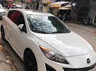 Cần bán lại xe Mazda 3 2010, màu trắng, xe nhập