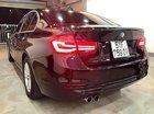 Bán BMW 320i sản xuất 2016, màu đen, nhập khẩu