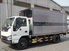 Cần bán xe Isuzu QKR 270 2,4 tấn thùng dài 4,3 mét sản xuất 2019, màu trắng, xe nhập, 540tr