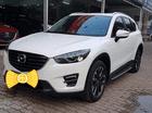 Bán xe Mazda CX 5 sản xuất 2017 màu trắng, 855 triệu