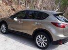 Cần bán lại xe Mazda CX 5 AT 2WD năm 2014, màu ghi vàng