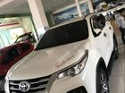 Cần bán Toyota Fortuner MT sản xuất năm 2017, màu trắng