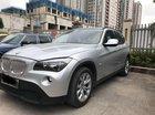 Bán BMW X1 sản xuất 2012, màu bạc, nhập khẩu nguyên chiếc, giá tốt