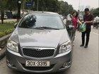 Cần bán xe Daewoo GentraX sản xuất 2010, màu xám, nhập khẩu số tự động, 265 triệu
