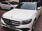 Bán Mercedes E250 màu trắng mua chính hãng, Sx tháng 12/2016, đăng ký lần 1 vào tháng 7/2017