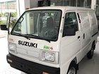 Bán xe Suzuki Carry Blind Van sx 2018, số tay, máy xăng, màu trắng, nội thất màu ghi