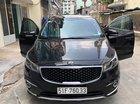 Bán ô tô Kia Sedona đời 2016, màu đen, máy êm