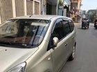 Bán Nissan Grand Livina màu ghi vàng, đời 2011, số tự động