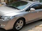 Bán Honda Civic máy 2.0 số tự động đời cuối 2007 màu bạc tuyệt đẹp
