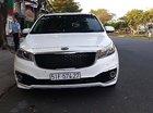Cần bán xe Kia Sedona 3.3 GATH năm sản xuất 2016, màu trắng, bản full option dòng cao cấp