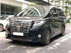 Bán ô tô Toyota Alphard 2018, màu đen, nhập khẩu. LH 093.798.2266