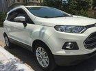 Cần bán xe Ford EcoSport Titanium đời 2014, màu trắng chính chủ, giá 495tr