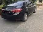 Bán Toyota Corolla altis 1.8MT 2017, màu đen xe gia đình