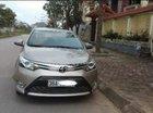 Cần bán xe Toyota Vios G sản xuất 2015 số tự động, giá tốt