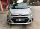 Cần bán lại xe Hyundai Grand i10 đời 2014, màu bạc, nhập khẩu