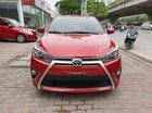 Bán ô tô Toyota Yaris AT 2014, màu đỏ, nhập khẩu nguyên chiếc