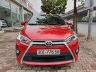 Cần bán xe Toyota Yaris 1.5G SX 2017, màu đỏ, biển Hà Nội