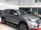Bán xe Ford Everest Titanium 4x2 năm 2018, màu bạc, xe nhập