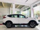 Bán ô tô Honda CR V đời 2019, màu trắng, xe nhập