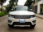 Bán LandRover Range Rover HSE 2016, màu trắng, nhập khẩu