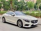 Bán ô tô Mercedes-Benz S500 class Coupe đăng ký lần đầu 2016, màu trắng nhập khẩu