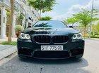 Cần bán xe BMW 520 Series đời 2016, màu đen nhập khẩu