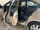 Bán Toyota Vios 1.5G sản xuất năm 2017, màu vàng cát, 550tr
