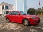 Chính chủ bán Mazda 3 sản xuất năm 2009, màu đỏ, nhập khẩu, giá 350tr
