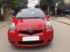Cần bán gấp Toyota Yaris 1.5 AT 2011, màu đỏ, nhập khẩu