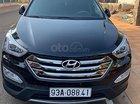 Cần bán lại xe Hyundai Santa Fe sản xuất 2015, màu đen