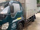 Bán xe tải Thaco Forland màu xanh, 2,5 tấn, thùng kín, đời 2012