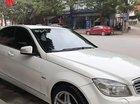 Cần bán xe C250 sản xuất 2010, màu trắng, nội thất đen