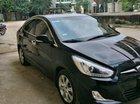 Bán Hyundai Accent Blue 2013, màu đen, xe nhập số sàn, 375tr