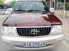 Bán xe Toyota Zace đời 2004, màu đỏ, xe nhập chính chủ, giá 295tr